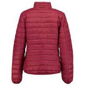 """Meru W's Seattle Padded Jacket Rumba Red"""